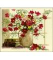 """Κέντημα-κιτ """"Blooming Vase"""""""
